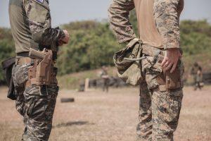 Master per le Forze Armate Antiterrorismo Internazionale