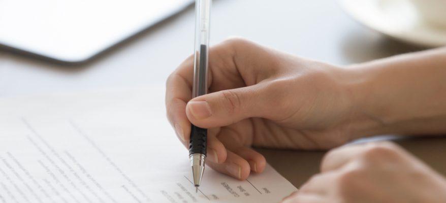 Come scrivere un'autocertificazione