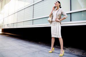 Outfit per colloquio di lavoro estivo