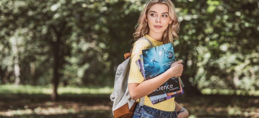 riviste sulla natura